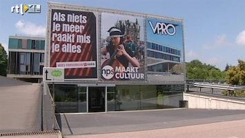 RTL Nieuws Hilversum is zich kapotgeschrokken
