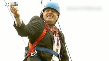 RTL Boulevard Burgemeester Boris Johnson een grapjas