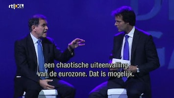 RTL Z Interview Interview Nouriel Roubini /9