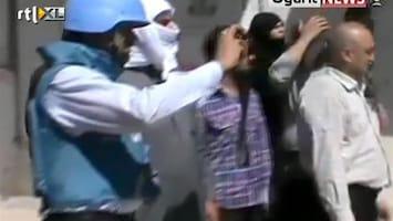 RTL Nieuws Annan: schending bestand Syrië onaanvaardbaar