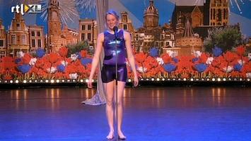 Holland's Got Talent - Kelly (variety)