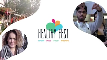 Healthy Fest: The Warming Up - Afl. 1