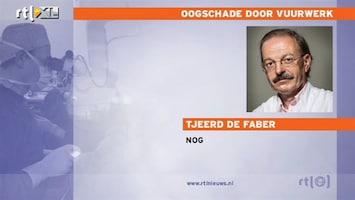 RTL Nieuws Oogheelkundigen: Verbod op vuurwerk