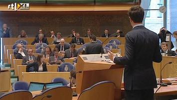RTL Nieuws Premier Rutte onder vuur om Polen-site