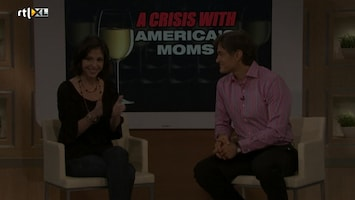 The Dr. Oz Show - Dr. Oz Exclusive: A Crisis With America's Moms