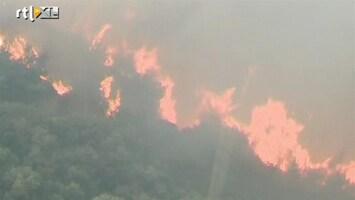 RTL Nieuws Noodtoestand om hevige bosbranden Griekenland