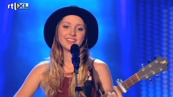 The Voice Of Holland - Lauren Ter Horst - Starships