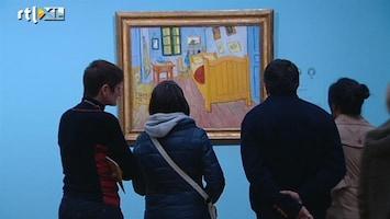 RTL Nieuws Van Gogh museum weer open na verbouwing