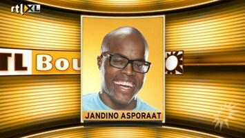 RTL Boulevard Jandino grijpt naast Gouden Roos en zet show op stelten