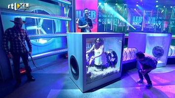 Killer Karaoke - De Terror Tunnel: Waar Is Die Wortel Voor Nodig?