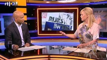 RTL Boulevard Quote met 75 rijkste BN'ers