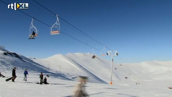 RTL Nieuws Op wintersport in Iran