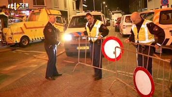 RTL Nieuws Rosse buurt Eindhoven zwart van agenten