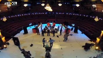 RTL Nieuws Carré opbouwen voor debat in 56 seconden