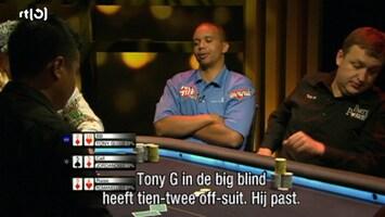 Rtl Poker: European Poker Tour - Uitzending van 30-09-2010