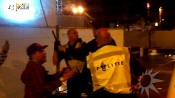 RTL Boulevard Hardhandige arrestatie DJ The Flexican