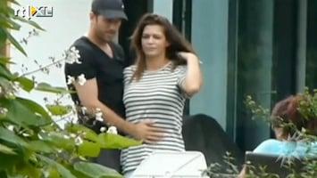 RTL Boulevard Sabia mogelijk zwanger?