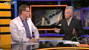 RTL Boulevard Documentaire over de Amerikaanse wapenwet