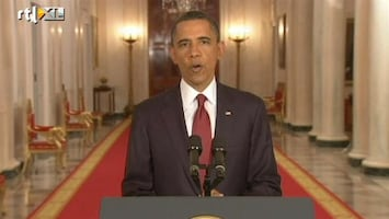 RTL Nieuws Obama: Osama bin Laden is dood