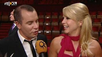 RTL Boulevard Napraten over Televiziergala