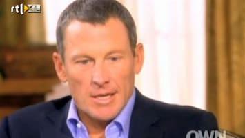 RTL Nieuws Bekentenis Armstrong: Alle successen door doping