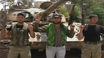 RTL Nieuws Syrisch leger valt Aleppo opnieuw aan