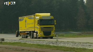 RTL Transportwereld DAF Vehicle Stability Control
