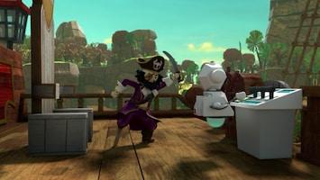 Super 4 - De Vliegende Piraat