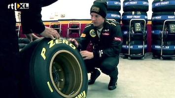RTL GP: Formule 1 - Samenvatting Raikkonen blijft bij Lotus