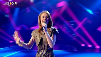 X Factor Jessica - Unwritten