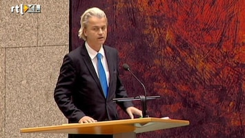 RTL Nieuws Wilders: Ik kon niet anders