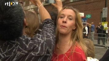 RTL Nieuws Royal baby (en journalisten) naar huis