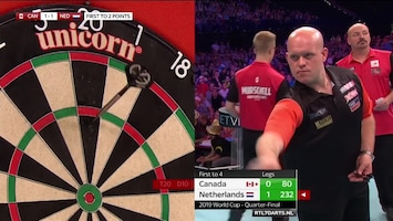 RTL 7 Darts: World Cup Of Darts Afl. 4