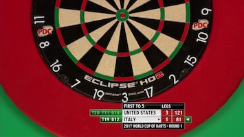 Rtl 7 Darts: World Cup Of Darts - Afl. 2