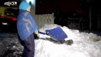 RTL Nieuws Noordoosten VS verwacht een meter sneeuw
