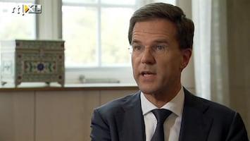Rtl Z Interview - Premier Rutte