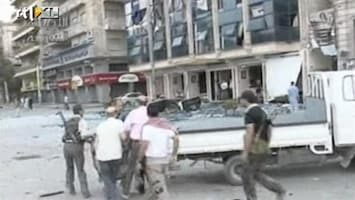 RTL Nieuws Veel doden door aanslagen Aleppo