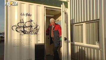 RTL Nieuws Primeur: Nederlands lab op de Zuidpool