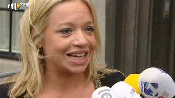 RTL Nieuws Rutte ontvangt nieuwe leden van het kabinet