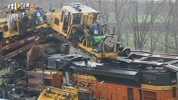 RTL Nieuws Doden bij treinbotsing VS