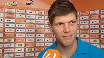 RTL Nieuws 'Huntelaar tegen Portugal in de basis'