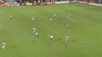 RTL Nieuws AZ verslaat Udinese
