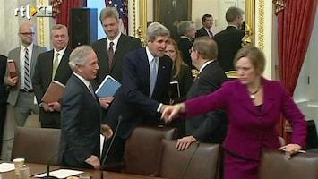 RTL Nieuws John Kerry definitief naar buitenlandse zaken VS