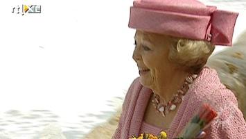 RTL Boulevard Napraten over aftreden koningin Beatrix