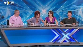 Het Beste Van X Factor Worldwide - Het Is Niet Altijd Makkelijk Om Serieus Te Blijven