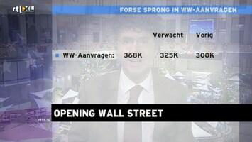 Rtl Z Opening Wall Street - Afl. 246