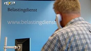RTL Nieuws Belastingdienst: Eerst bewijs, dan pas toeslag