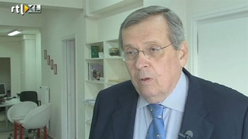 RTL Nieuws Oud-minister: Griekenland is een puinhoop
