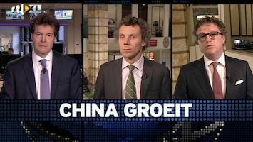 RTL Z Voorbeurs Meningsverschil De Geus en Versteeg over China