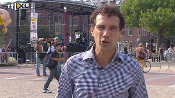 RTL Nieuws 'Organisatie hoopt op duizenden bezoekers protestconcert'